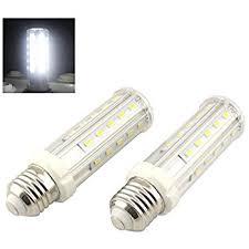 bonlux led corn bulb medium e26 e27 base 10w warm white t10