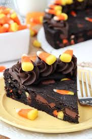 Halloween Candy Tampering 2014 by Candy Corn Chocolate Chip Cookie Cake Life Love And Sugar