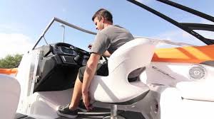 Swivel Captains Chair Boat by Boat Seat Adjustment Sea Doo Boat How To Youtube