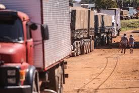 100 Truck Strike Brazils Er Defies Solution Amid Political Clash Bloomberg