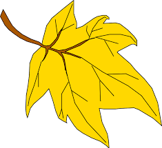 Fall Leaves Clipart 6987