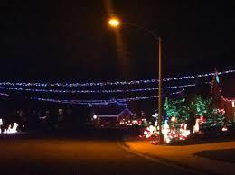 Alameda Christmas Tree Lane by Venzano Neighborhood San Marcos See Christmas Lightssee