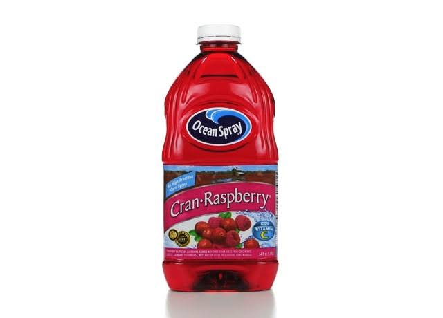 Ocean Spray Juice Drink - Cranberry & Raspberry, 64oz