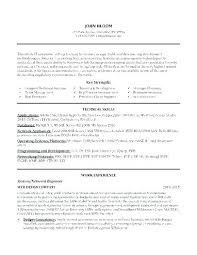 Sample Resume For Caregiver Objective Job Child