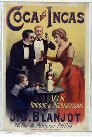 Coca Des Incas Vin Tonique Et Reconstituant J B Blanjot