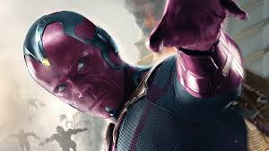 The Avengers Age Of Ultron Vision Scarlet Witch And Black