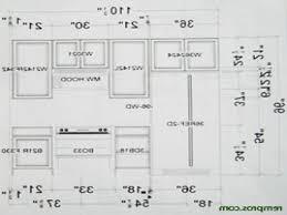 Standard Kitchen Cabinet Depth by Kitchen Cabinet Sizes