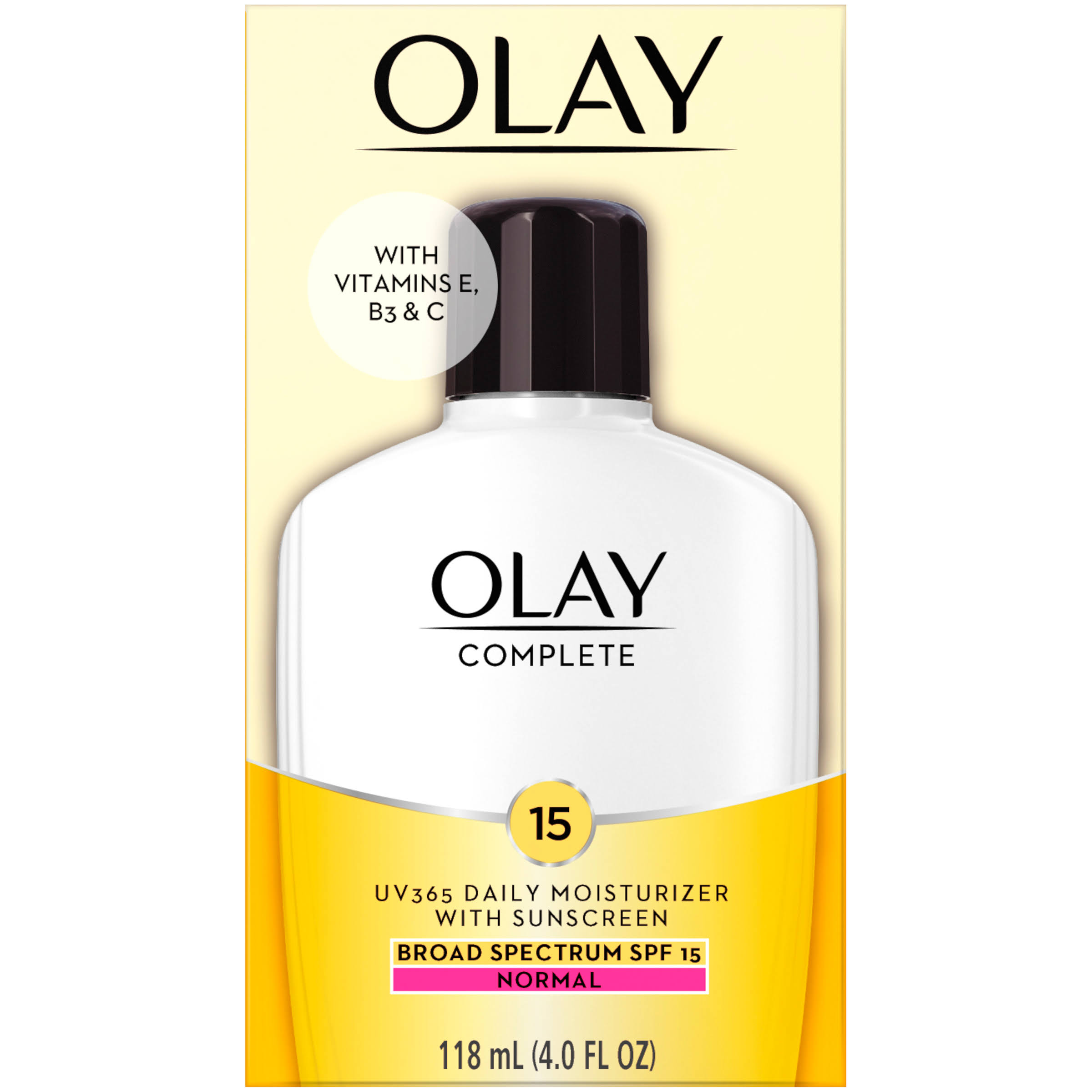 Olay Complete All Day Moisturizer - Spf 15, 4oz