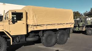 Military M35A2C Fully Restored Deuce And A Half Cargo Truck 6x6 ... 4x4 Desert Military Truck Suppliers And 3d Cargo Vehicles Rigged Collection Molier Intertional Ajban 420 Nimr Automotive I United States Army Antique Stock Photo Picture China 2018 New Shacman 6x6 All Wheel Driving Low Miles 1996 Bmy M35a3 Duece Pinterest Deployed Troops At Risk For Accidents Back Home Wusf News Tamiya 35218 135 Us 25 Ton 6x6 Afv Assembly Transportmbf1226 A Big Blue Reo Ex Military Cargo Truck Awaits Okosh 150 Hemtt M985 A2 Twh701073 Military Ground Alabino Moscow Oblast Russia Edit Now