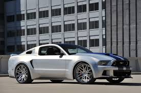 Here s the 900HP Mustang From the Need For Speed Movie