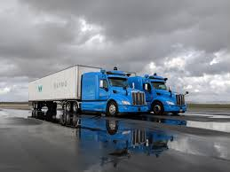 100 Tractor Truck Autonomous Tractortrailers In Atlanta Deployed By Waymo