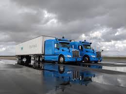100 Semi Truck Trailers Autonomous Tractortrailers In Atlanta Deployed By Waymo