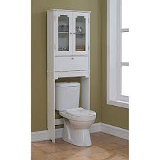 bathroom spacesaver mainstays 3 shelf bathroom space saver satin
