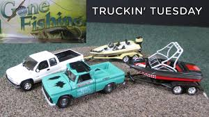 100 Hobby Lobby Rc Trucks Truckin Tuesday Gone Fishing 3 Piece Sets With Boats And Trailers