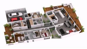 100 Modern Houses Blueprints House 3d YouTube