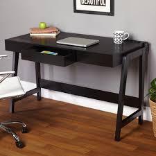 Mainstays Corner Computer Desk Instructions by Parsons Desk With Drawer Walmart Com