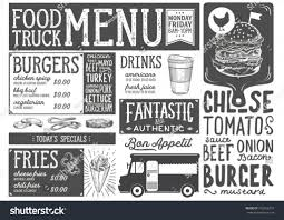 Food Truck Menu Street Festival Design Stock Vector For Business ... 333tacomenu Best Food Trucks Bay Area Truck Festival Menu Brochure Street Template Design Bombay For Bandra Kurla Hot Dog Swizzler Expands Its Allamerican At A New For With Handdrawn Menu The Guava Tree Eugenes Chicken Food Solarfmtk Hill Country Bbq Poketothemax Food Truck Menu Wicked Las Condes