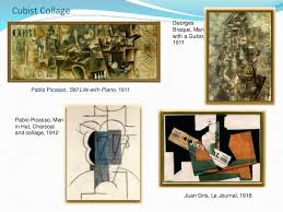 Picasso Still Life With Chair Caning Analysis by Cubism And Modernism Copy
