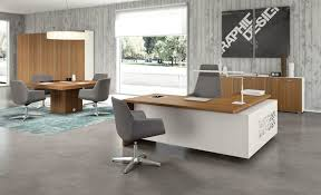 Enchanting Professional Office Reception Furniture Exclusive Design Modern Executive Desktop