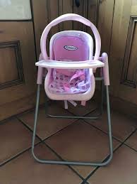 Graco High Chair/car Seat For Doll | In Great Yarmouth, Norfolk | Gumtree Graco High Chaircar Seat For Doll In Great Yarmouth Norfolk Gumtree 16 Best High Chairs 2018 Just Like Mom Room Full Of Fundoll Highchair Stroller Amazoncom Duodiner Lx Baby Chair Metropolis Dolls Cot Swing Chairhigh Chair And Buggy Set Great Cdition Shop Flat Fold Doll Free Shipping On Orders Over Deluxe Playset Walmartcom Swing N Snack On Onbuy 2 In 1 Hot Pink Amazoncouk Toys Games