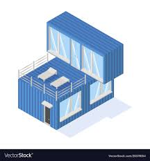 100 Free Shipping Container House Plans S House Isometric Icon