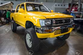 STUTTGART, GERMANY - MARCH 03, 2017: Compact Pickup Truck Toyota ... The 2014 Toyota Tacoma Quiessential Compact Pickup Vw Unveils Compact Pickup Concept But Not For Us Decked Invehicle Storage System Dodge Ram Promaster Small Truck 1994 Ford Ranger Silly Boys Stuttgart Germany March 03 2017 New Unibody Coming In 2021 Gm Authority Parking An Extended Cab Truck In The Car Only Parking Spot Sees Global Potential Marktastic Who Killed Its Just Could And Volkswagen Codevelop A That Rumor Concept Teased Previews 20 Production Model Tent Suv Camping Camper Full Size Bed
