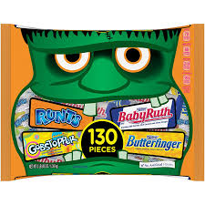 Halloween Candy List Gluten Free by Amazon Com Nestle Assorted Halloween Chocolate U0026 Sugar Candy 48