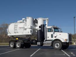 Supersucker® High Dump Vacuum Truck | Super Products