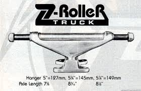 100 Roller Skate Trucks ZProducts Z Lightning And ZSpeed