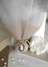 Chanel Ivory Pearl Vintage Lace Wedding Favors Embellished Invitations K Round Table Mats Hessian