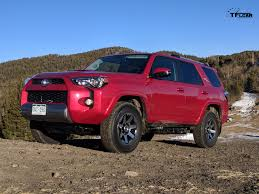 2018 Toyota 4Runner TRD Off-Road Premium: Unkillable, Old-School SUV ... 2018 Toyota Tacoma Trd Offroad Review An Apocalypseproof Pickup New Tacoma Offrd Off Road For Sale Amarillo Tx 2017 Pro Motor Trend Canada Hilux Ssrg 30 Td Ltd Edition Off Road Truck Modified Nicely Double Cab 5 Bed V6 4x4 1985 On Obstacle Course Southington Offroad Youtube Baja Truck Hot Wheels Wiki Fandom Powered By Wikia Preowned 2016 Tundra Sr5 Tss 2wd Crew In Gloucester The Best Overall 2015 Reviews And Rating Used