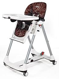 Peg Perego High Chair Siesta Cover by Amazon Com Peg Perego Prima Pappa Diner High Chair Savana Cacao