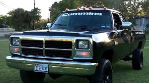 1993 Dodge Cummins Diesel - YouTube Automotive History The Case Of Very Rare 1978 Dodge Diesel Diessellerz Home You Can Buy The Snocat Ram From Brothers 2007 Used 2500 Mega Cab Cummins 4x4 At Best Choice 9second 2003 Drag Race Truck Photo Image Mega X 2 6 Door Door Ford Chev Six 2014 Hd Crew Test Review Car And Driver 2015 Ram 1500 Eco Road Youtube 2005 Quad Parts Laramie 59l How To Install An Aftermarket Exhaust On A With 67