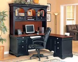 desk wood corner desk with drawers large corner desk with hutch