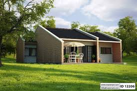 100 Image Home Design Small Brick House ID 12206 House Plans By Maramani