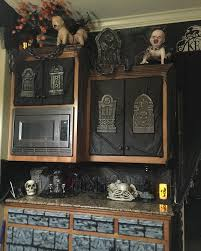 Im Not Into The Evil Doll Thing But I Love Way They Covered Kitchen Cabinets