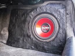 My Fiberglass Car Subwoofer Install (aka The Bass Boulder) | After ... Polk Audio System Sound Logic Photo Image Gallery C1500c07a Thunderform Chevrolet Crew Cab Amplified Subwoofer Slim Truck Box Pictures How To Build A Box For 4 8 Subwoofers In Silverado Youtube Ford Ranger Regular 31997 Custom 1988 To 1998 Chevrolet Extended Cab Dual Box By Sound Off Audio German Specialties Bmw Car And The Award Most Creative Enclosure Design Chevy Ck Ext 8898 Dual 12 Sub Bass 10 Sealed Woofer Stereo Speaker Amazoncom Audiobahn Torq Tq10df 1200w Shallow