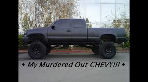 My Custom Built Chevy Silverado With 12