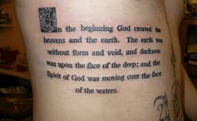6 Spirit Of God 99 Bible Verse Tattoos