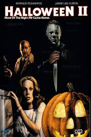 Donald Pleasence Halloween 5 by Halloween 2 Horror Movie Slasher Jamie Lee Curtis Horror Fan