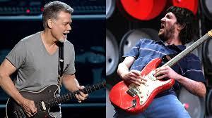 How Eddie Van Halen Helped John Frusciante Score A Wah Pedal
