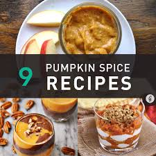 Dunkin Donuts Pumpkin Spice Syrup For Sale by 9 Pumpkin Spice Recipes That Are Way Better Than A Latté Greatist