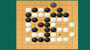 Legendary Go Game