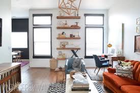 Living Room Makeovers Diy by Living Room Makeover Reveal U2022 Vintage Revivals