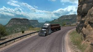 100 Truck Stops In New Mexico American Simulator DLC And Update 129 Released