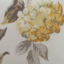 Ebay Curtains Laura Ashley by Cushion Cover In Laura Ashley Hydrangea Camomile Lemon Grey Fabric