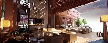 100 Villa Interiors Luxelake Chengdu Wood M M Creative Studio