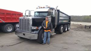 100 Tri Axle Dump Trucks Truck Building 2006 Peterbilt 379 YouTube