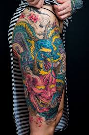 206 Best ASIAN COLOUR TATTOOS Images On Pinterest