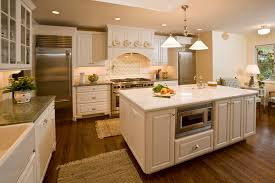 medallion kitchen with recessed lighting kitchen traditional and